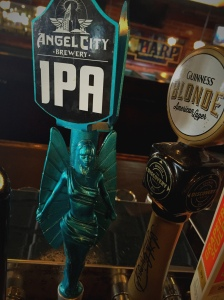 Angel City Tap O'Briens on Wilshire iphone photo