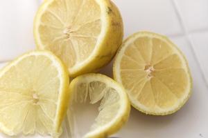 lemons brighten up the flavor